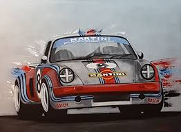 martini porsche rsr porsche rsr martini racing 1973 gallery race cars paintings