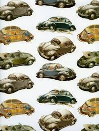 car wrapping paper car paper classic cars gift wrap vintage cars paper vintage