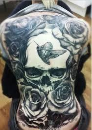 121 best skull tattoos images on pinterest skulls beautiful and