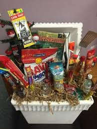 Fishing Gift Basket 32 Homemade Gift Basket Ideas For Men Gift Basket Ideas And