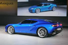 lamborghini asterion side view vwvortex com paris auto show 2014 pics