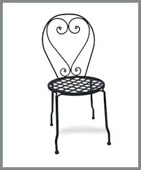Rod Iron Dining Chairs Black Wrought Iron Dining Chairs Table And For Kitchen 1 U2013 New Synth
