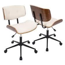 mid century modern office chairs hayneedle