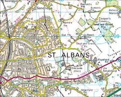 map of st albans domesday reloaded jersey st albans