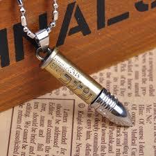 man necklace gift images Trusta 2017 men 39 s fashion conan bullet pendant necklace 20 quot short jpg