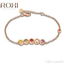 s day bracelet 2017 roxi s day bracelet bangles for woman gold