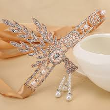 gold headband vintage hairband 1920s fashion great gatsby accessories