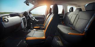 renault duster 2014 interior renault duster explore limited edition launched