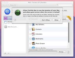 icloud s find my mac locates your mac with find my iphone gallery