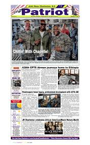 feb 17 mar 2 2017 the patriot joint base charleston by