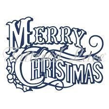 vintage merry christmas dies card making u0026 paper crafting from