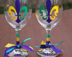 mardi gras glasses mardi gras throw pillow fleur de lis design decorative accent