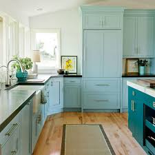 blue kitchen cabinets benjamin moore kitchen decoration