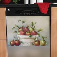 kitchen Decorations Apple For The Kitchen New Astonishing Green