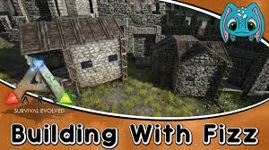 ark survival evolved building w fizz 2 small house idea builds
