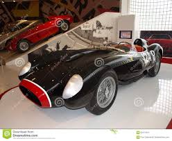 enzo ferrari museum old black car formula 1 editorial stock photo image 62471913
