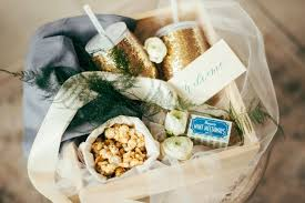 wedding gift baskets how to put together the gift baskets