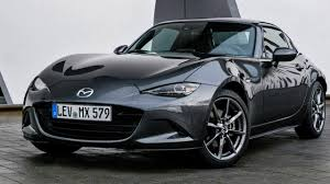mazda sporty cars mazda mx 5 rf 2017 car review youtube