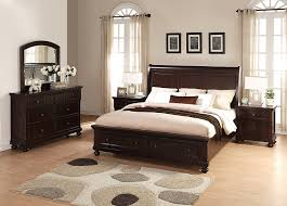 Solid Wood Bedroom Furniture Amazon Com Roundhill Furniture Brishland Storage Bedroom Set