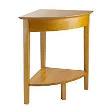 Small Wood Corner Desk Winsome Wood Corner Desk With Shelf Honey Kitchen