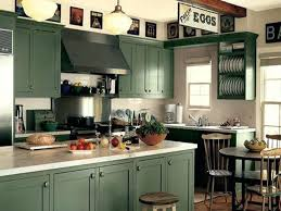 Grey Green Paint Color Kitchen Cabinets Dark Green Painted Kitchen - Olive green kitchen cabinets