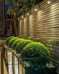 high quality garden lighting services in central
