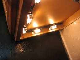 Where To Mount Under Cabinet Lights by Installing Under Cabinet Lighting There Are Many Benefits To