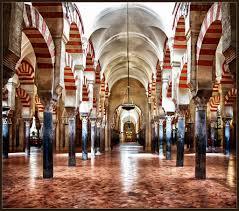 mezquita of córdoba spain amazing places