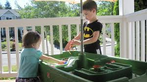water table for 1 year old 9 activities for your 1 year old and older kids too no time for