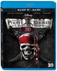 Piráti z Karibiku: Na vlnách podivna / Pirates... (2011) 3D