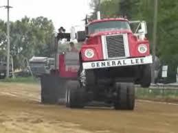 dodge semi trucks dodge general pulling semi