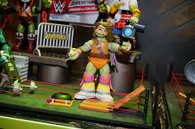 toy fair 2017 playmates teenage mutant ninja turtles