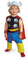 Thor Halloween Costumes Desirable Baby Thor Costume Kid
