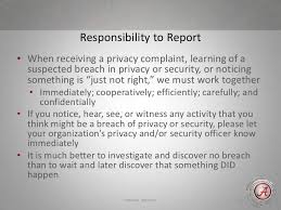 Breach Of Confidence University Law Marked By Teachers Com by Hipaa Training 2011