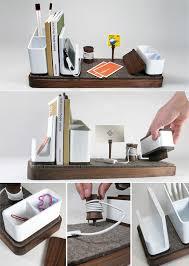 Japanese Desk Accessories 9 Cool Desk Organizers Keeping Your Desk In Order Design Swan