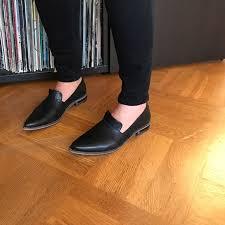 freda salvador freda salvador shoes freda salvador new black stride flats