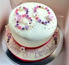 cake for birthday 80th birthday cake pinteres