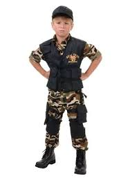 Army Costume Halloween Kids Seal Team Boys Army Costume 47 99 Costume Land