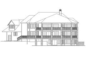 High End House Plans by Tudor House Plans Addison 30 795 Associated Designs
