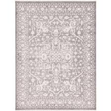 Light Gray Area Rug Unique Loom Arcadia Light Gray 9 Ft X 12 Ft Area Rug 3129974