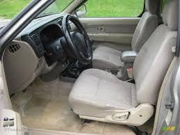 1999 Nissan Frontier Interior Nissan Frontier 2000 Interior Image 71