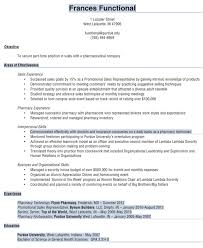 Barista Sample Resume by Pharmaceutical Example Resume Http Resumesdesign Com