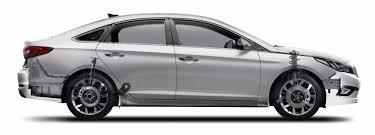 car suspension sonata suspension and brake system autos ca