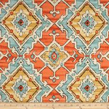 Sundance Home Decor P Kaufmann Sundance Tangerine Discount Designer Fabric Fabric Com