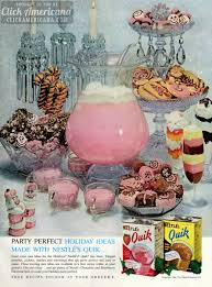 holiday party ideas with chocolate u0026 strawberry quik 1961