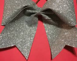 3 grosgrain ribbon personalized senior bow 2016 or 2017 cheer bow