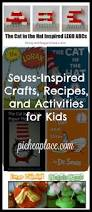 seuss inspired crafts recipes and activities for kids