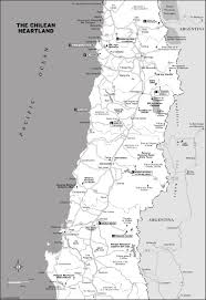 Map Of Puerto Rico Beaches by Printable Travel Maps Of Chile Moon Travel Guides