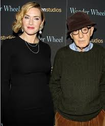 woody allen kate winslet thinks woody allen is a woman on some level people com