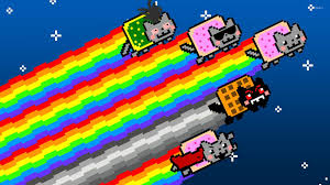 Nyan Cat Meme - nyan cats wallpaper meme wallpapers 9994